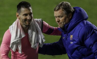 E BUJSHME/ Nëse largohet Koeman, Barcelona zgjedh trajnerin e ri (FOTO LAJM)