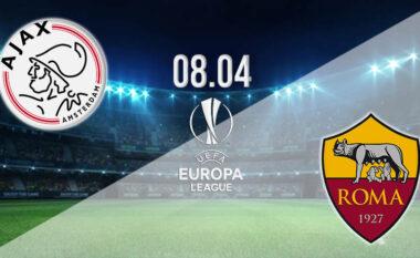 Ajax-Roma, formacionet zyrtare