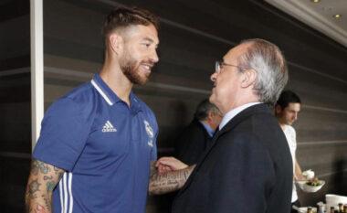 """""""Perez është dorëzuar, Ramos ka marrë një ofertë më të mirë"""" (VIDEO)"""
