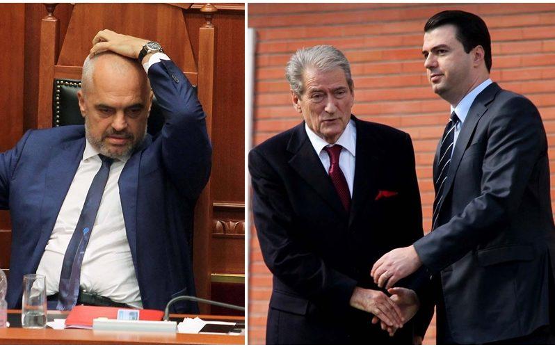 """A do të bashkëpunonte me Berishën? Rama """"zbutet"""" në studio: Është lider!"""