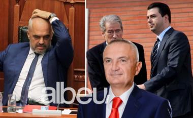 Habit Ilir Meta: Rama më ka vënë çimka në Presidencë, e di ku janë dhe nuk i lëviz!