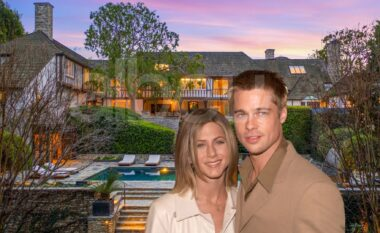 Mund të jetonit përgjithmonë të mbyllur brenda ish-vilës së Jennifer Aniston dhe Brad Pitt (FOTO LAJM)