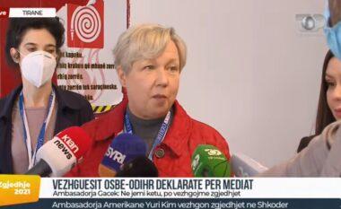 Del raporti i parë i OSBE/ODHIR: Zgjedhjet ishin te tensionura, shqetësim dhuna