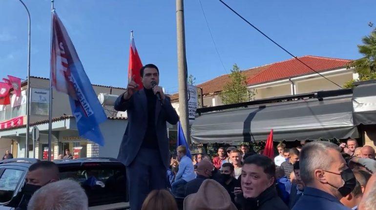 Basha nis rrugëtimin: Do të jem në 9 qytete të Shqipërisë (VIDEO)