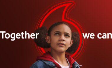 TOGETHER WE CAN: Pozicionimi i ri i markës Vodafone, simbol i fuqisë që buron nga bashkimi i teknologjisë me ambicien njerëzore