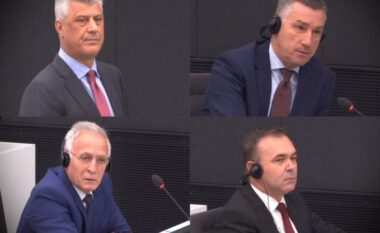 Garancitë për mbrojtjen në liri të Thaçit, Veselit, Selimit e Krasniqit, një avokat kosovar thotë se nuk parashihen me ligj