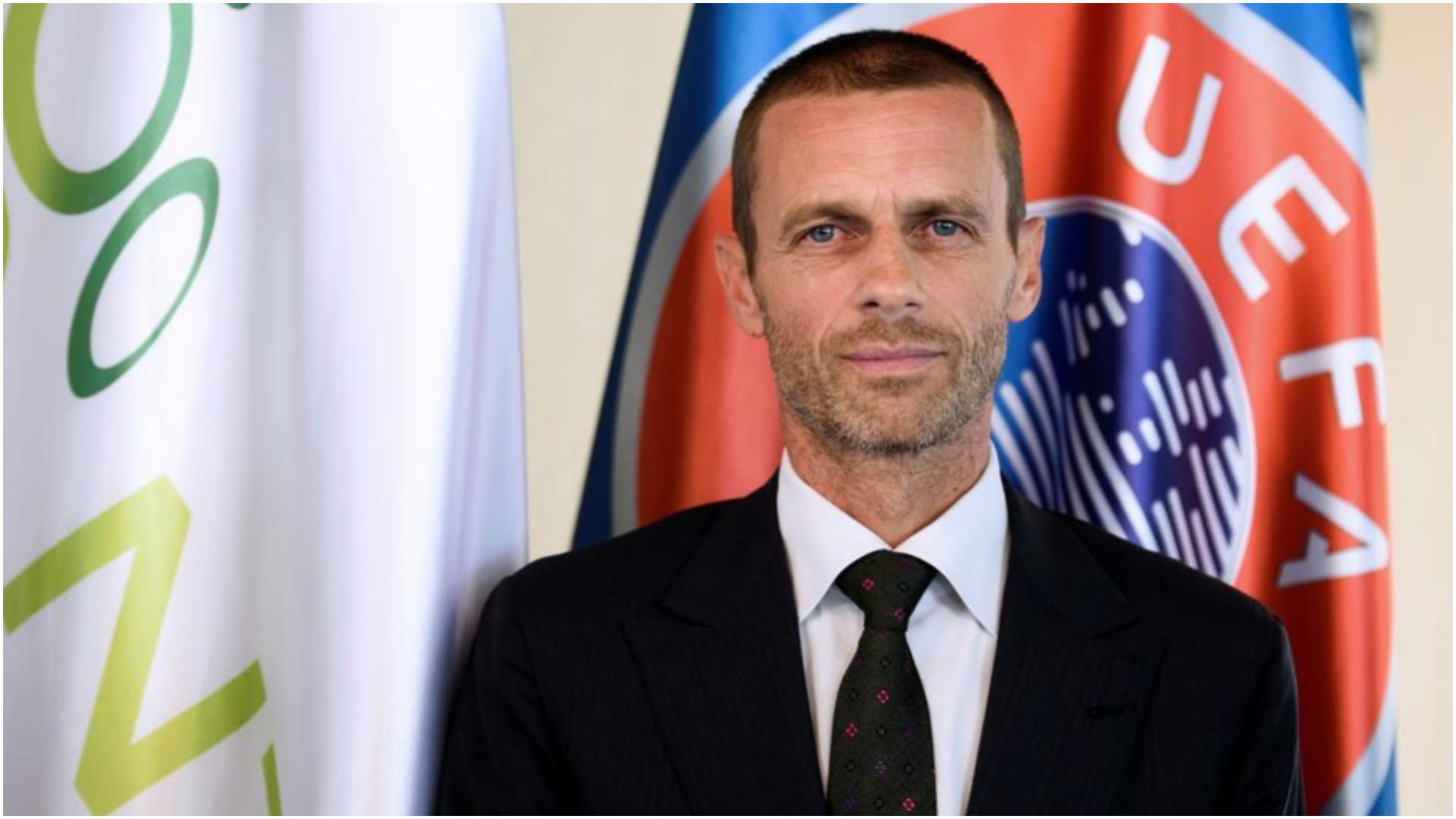 E BUJSHME/ Zbulohet super presidenti që do krijimin e Superligës Evropiane, mashtroi dhe Ceferin (FOTO LAJM)