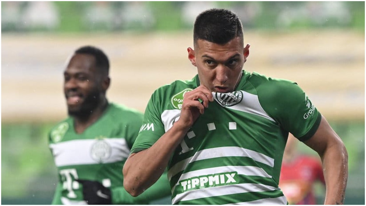 Klubi legjendar piketon Uzunin, ja sa kërkon klubi hungarez