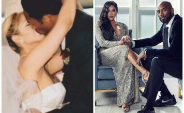Vanessa Bryant përlot rrjetin, përkujton kështu Kobe Bryant në 20 vjetorin e martesës (VIDEO)