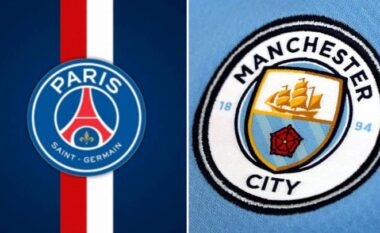 CHAMPIONS/ Gjysmëfinalja PSG-Manchester City: Formacionet zyrtare