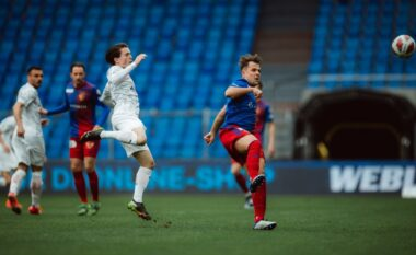 Dy muaj pa prekur fushën, mesfushori i Kombëtares lë pas dëmtimin