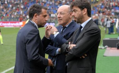 Agnelli do rikthimin e Marottas te Juventus (FOTO LAJM)