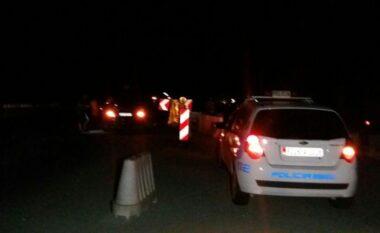 """Policia """"zbarkon"""" në Vlorë, disa të arrestuar"""