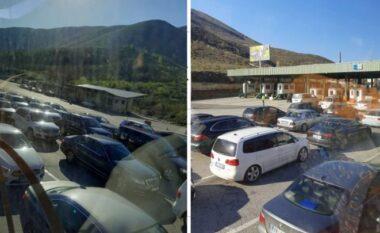 """Të """"djegur"""" për pushime, 5 mijë qytetarë nga Kosova hyjnë në Shqipëri"""