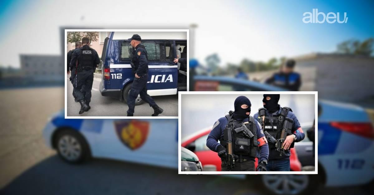 """""""Terrorizoi"""" me granatë në dorë policinë, arrestohet  51 vjeçari me të shkuarën e errët"""