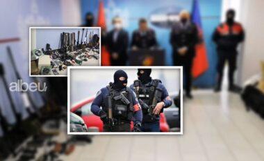 U kapën me arsenal armësh, lihen në burg të arrestuarit