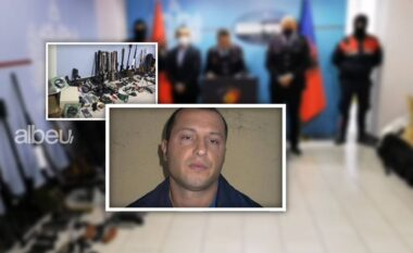 Lidhja me bandën që kishte arsenal armësh në Tiranë, kush është famëkeqi Domart Konjari