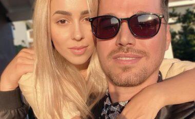 Alban Skënderaj feston ditëlindjen dhe Miriami ja bëri ditën më të bukur