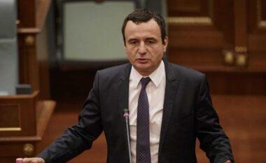 Ndryshimi i ligjit për zgjedhjet, tërhiqet Albin Kurti