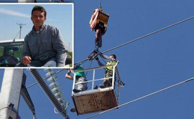 Vajza e elektricistit shqiptar që humbi jetën në punë rrëqeth me fjalët: E morën babanë më qafë!