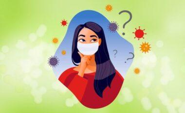 A duhet të mbajnë maska dhe distancim social edhe personat që janë vaksinuar?