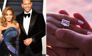 1.8 milion dollarë unaza e martesës, çdo ndodhë me të pas divorcit të Jennifer Lopez