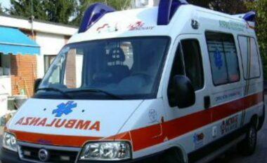 Aksident në rrugën dytësore Durrës-Tiranë, shoferja përplas 40 vjeçarin