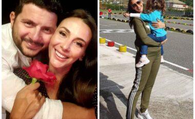 """""""Dy shoqe"""", Ami ndan fotot më të ëmbla me të bijën"""
