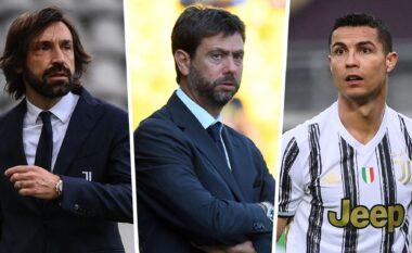 Prestigjozia italiane: Pirlo nuk do të jetë më trajneri i Juventusit