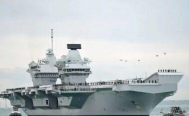Britanikët sfidojnë rusët: drejt Detit të Zi në ndihmë të Ukrainës
