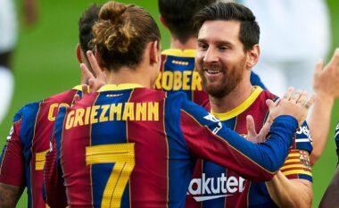 Super Messi, Barcelona zhbllokon rezultatin (VIDEO)