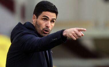 Arteta pas humbjes me Evertonin: Është e papranueshme