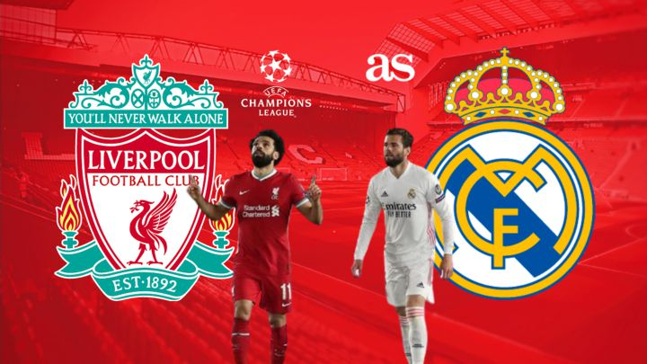 Formacionet zyrtare, Liverpool-Real Madrid