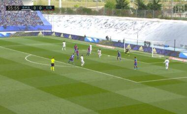 Spektakolar Asensio, Reali zhbllokon rezultatin ndaj Eibar (VIDEO)