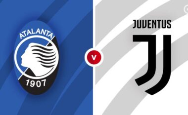 Atalanta – Juventus, formacionet zyrtare