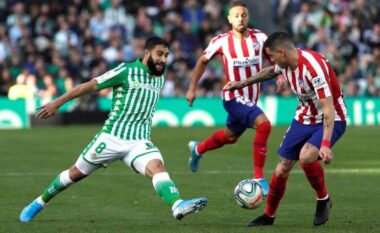 Formacionet zyrtare, Betis-Atl Madrid