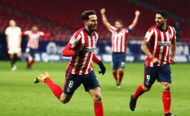 Formacionet zyrtare: Sevilla-Atl Madrid