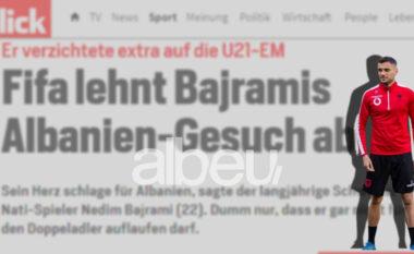 Nuk pritej, FIFA bllokon Bajramin: Nuk ka të drejtë të ndryshojë kombëtare (FOTO LAJM)