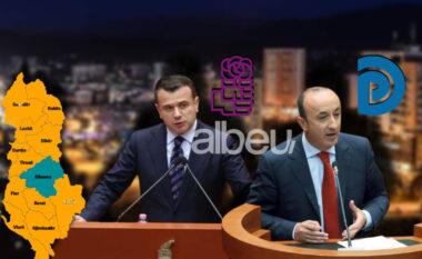 """ZGJEDHJE 2021/ Kandidatët më të votuar në Elbasan, Balla """"kokë më kokë"""" me Dashnor Sulën"""