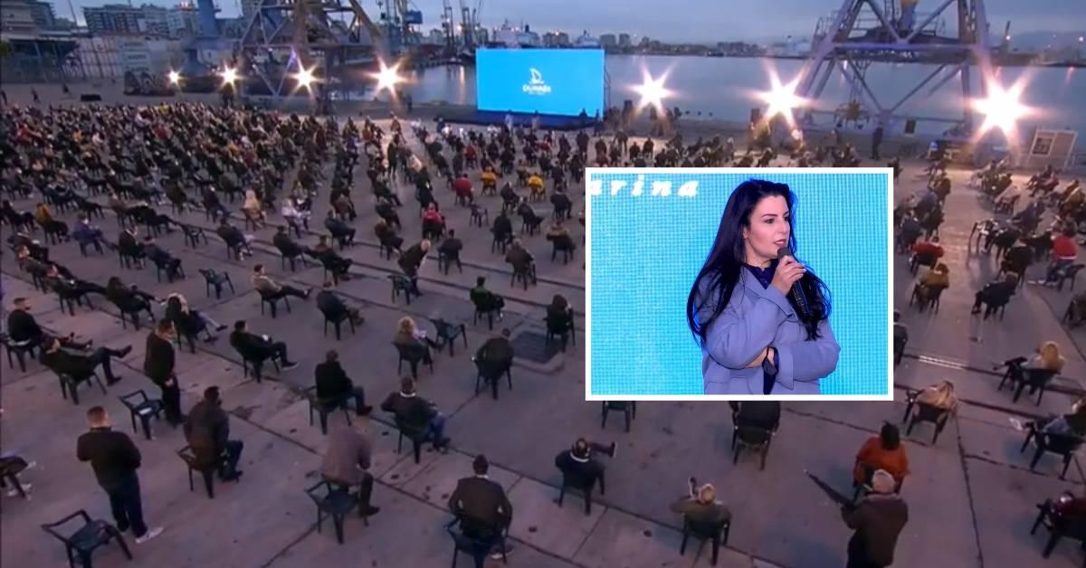 Balluku me superlativa për Durrësin: Është ëndrra e shumë njerëzve në të gjithë botën