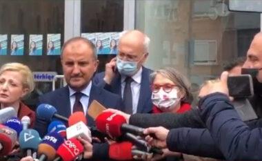 Soreca shkon në Elbasan dhe u bën thirrje polikanëve: Kujdes më 25 Prill!