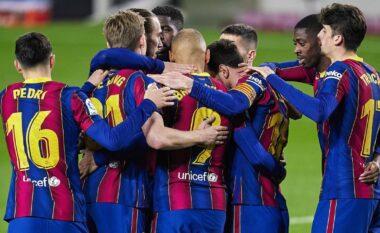 Aktivizimi i të rinjve, Barcelona skuadra e parë në La Liga