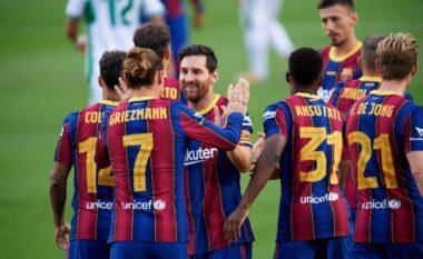 Koeman publikon listën e lojtarëve para ndeshjes me Valladolid, mungojnë Pique e Roberto (FOTO LAJM)