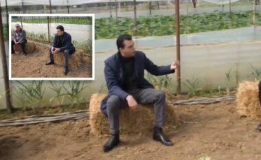 Lulzim Basha si Grida Duma, ulet mes dengjeve të barit (FOTO LAJM)