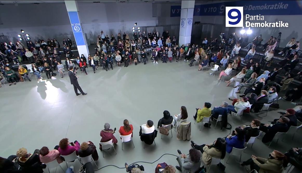 Gratë kryeqytetase krah Bashës: Duam të ardhme më të mirë për fëmijët