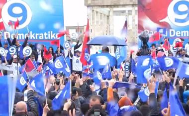 Basha në Lezhë: Ne jemi stërnipat e kastriotëve, harrojini gagamet e atij që e di se e pret humbja e madhe