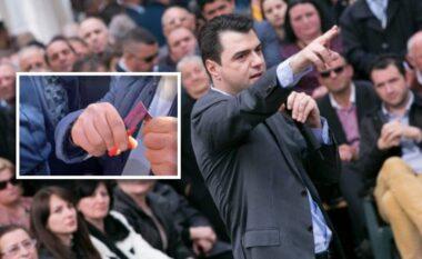 Socialisti gris teserën e PS-së në sy të Bashës në Paskuqan