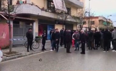 Të shtënat me armë në zyrën e PD-së në Kavajë,  Basha ndërpret fushatën në Tiranë dhe niset me urgjencë drejt vendit të ngjarjes