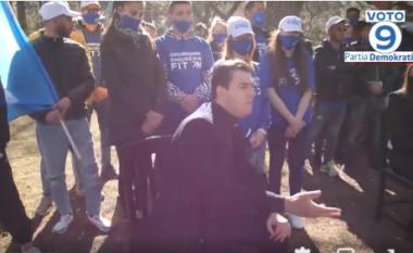 Basha me të rinjtë e Divjakës: Keni qenë motori i fushatës,votoni për ndryshimin