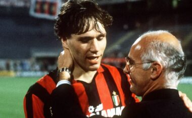 Sachi si Van Basten: Napoli na mori titullin kampion me një mashtrim në vitin 1990